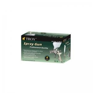 Pistol de vopsit cu aer comprimat Troy T18617, 600 ml, Ø1.4 mm1