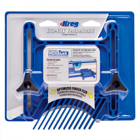 Placa de ghidare cu pieptene pentru taiere lemn True-Flex Kreg KregPRS3010 [5]