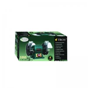 Polizor de banc Troy T17125, 180 W, Ø125 mm [1]
