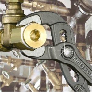 Cleste profesional pentru instalator Cobra Knipex KNI8701300, 300 mm8