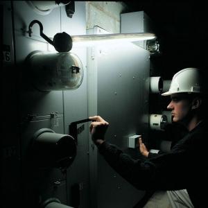 Lampa de lucru cu lumina fluorescenta Wert, W2617, 8 W, 220 V1