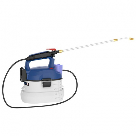 Pulverizator erbicid fara acumulator 18 V SG 18-0 Guede GUDE58571, 3 l, 500 ml/min [1]
