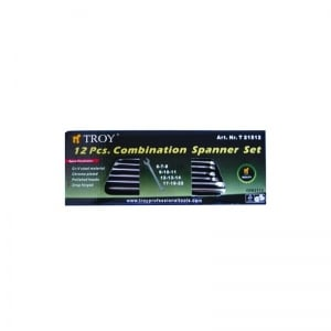 Set chei combinate Troy T21512, Ø6-22 mm, 12 piese2