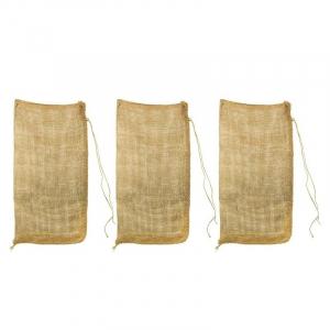 Set de saci din iuta Dema DEMA15601, 60x105 cm, 3 bucati0