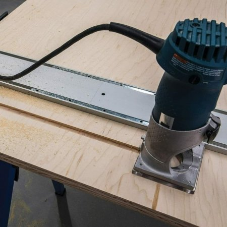 Sina de ghidaj pentru fierastraie circulare Kreg KregKMA4500, 1220 mm [9]