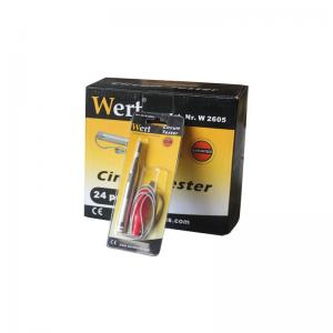 Creion de tensiune Wert W2605, 6-24 V1