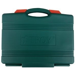 Trusa chei tubulare si biti Troy T26102, 108 piese [8]