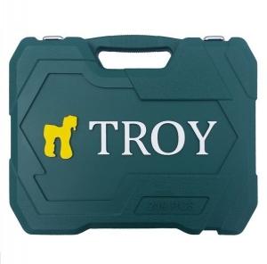 Trusa chei tubulare si biti Troy T26104, 219 piese, 10 Ani Garantie3