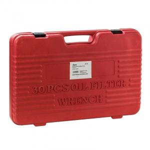 Trusa chei capace pentru filtru ulei OFS 30 AL Dema DEMA40591, 30 piese4