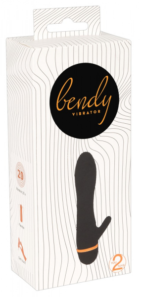 Bendy Ripple Clit Vibrator 0