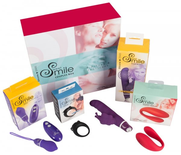 Sweet Smile Couples Box 0