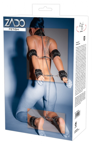 Bondage Set For Perfect Play 9