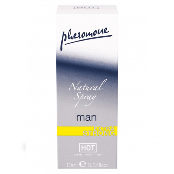 Man Phero Natural Spray 10ml 2