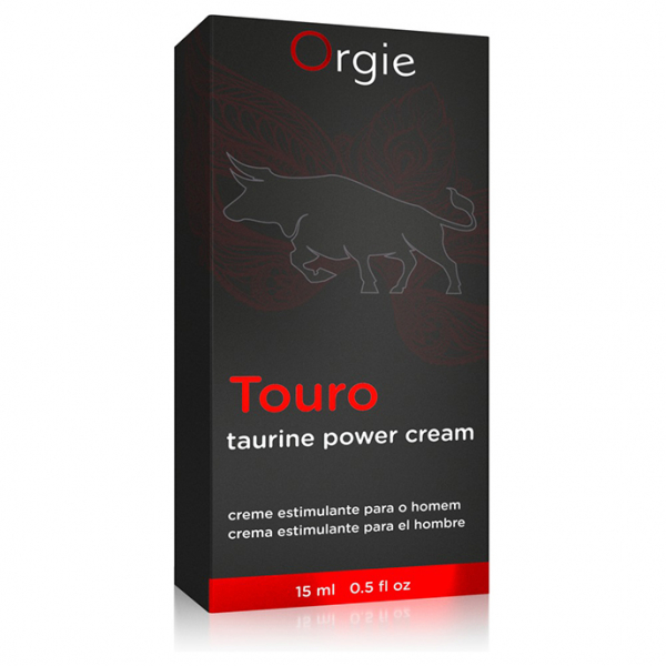 Touro Cream 15 ml by Orgie 2