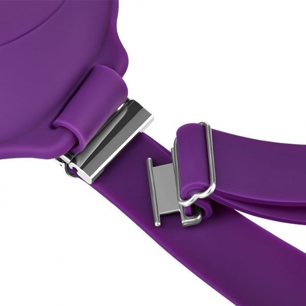 harness ajustabil purple 7