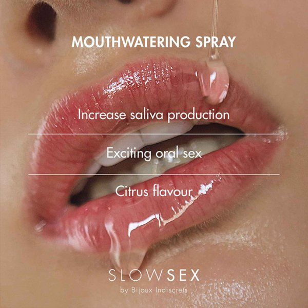 Slow Sex Mouthwatering Spray 13 ml 3