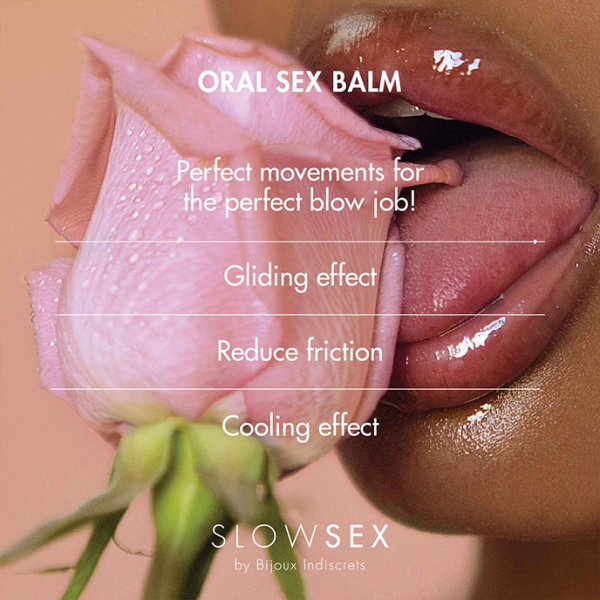 Slow Sex Oral Sex Balm 4