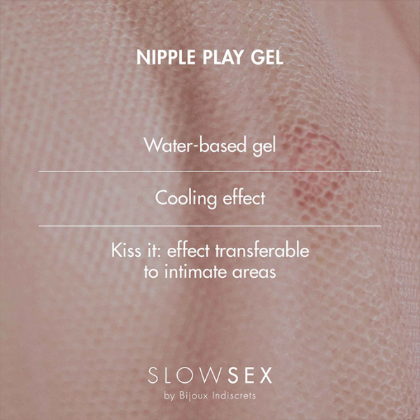 Slow Sex Nipple Play Gel 10 ml 6
