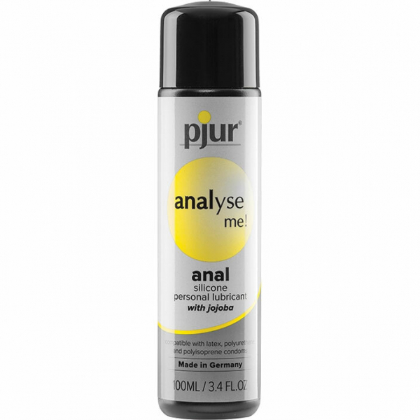Analyse Me Relaxing Silicone Anal Glide 100 ml 0
