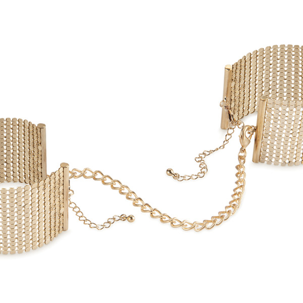 DESIR METALLIQUE CUFFS GOLD 2