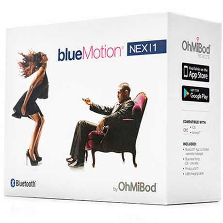 Chiloti Vibratori Bluemotion App Controlled Nex 1(2ND Generation) 4