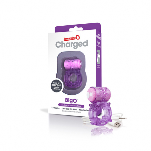 CHARGED™ BIGO® RING 0