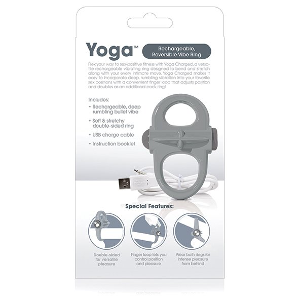 Charged Yoga Vibe Ring 3