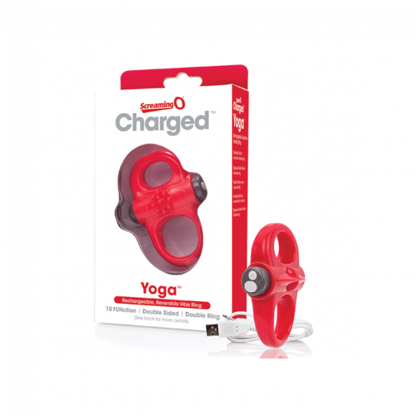 Charged Yoga Vibe Ring 0