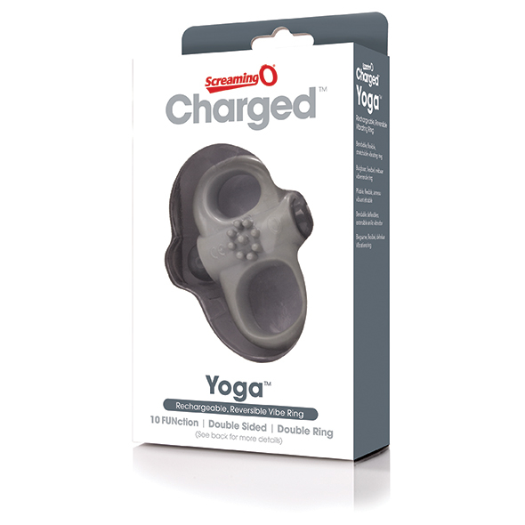Charged Yoga Vibe Ring 7