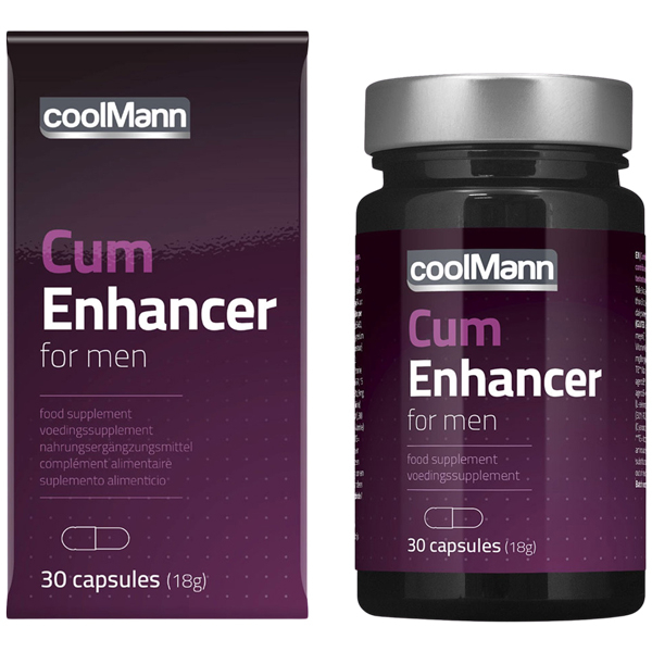 CoolMann Cum Enhancer 30 Capsule 0