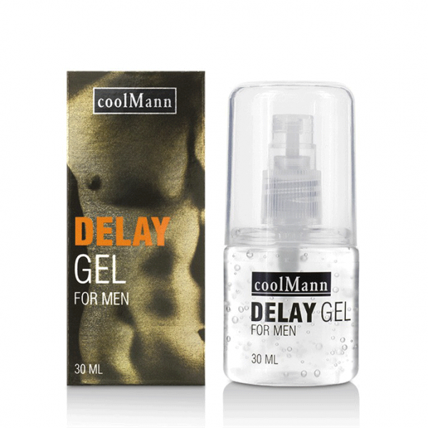 Coolmann Delay Gel 30 ML 1