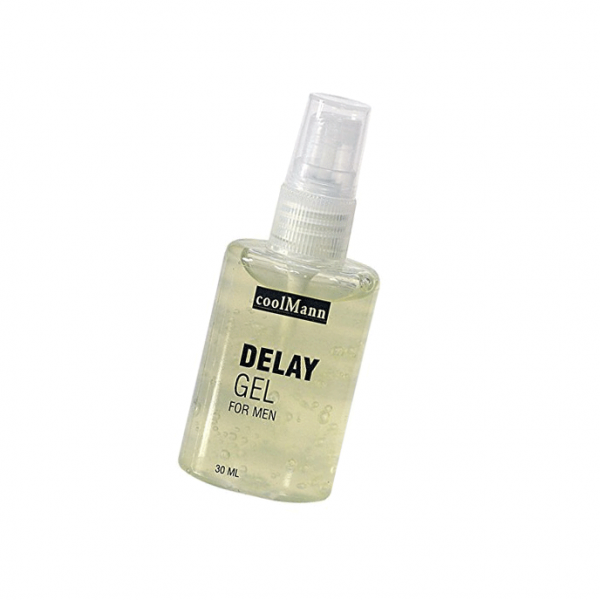 Coolmann Delay Gel 30 ML 0
