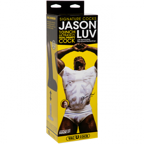 Dildo Jason Luv 25,5 cm ULTRASKYN™ 3