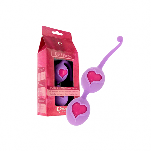 FeelzToys - Desi Love Balls Pink 1