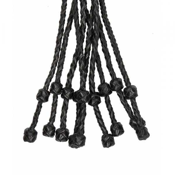 Flogger Impletit din Piele Naturala by Pain 2
