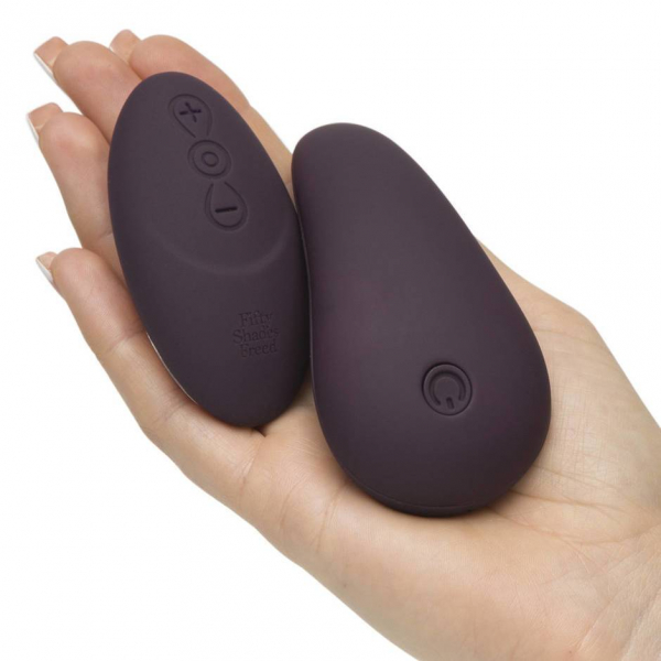 Freed Rechargeable Remote Control Knicker Vibrator 3