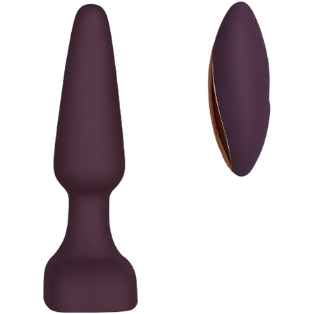 Freed Vibrating Pleasure Plug 3