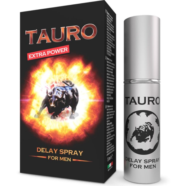 TAURO EXTRA POWER Spray Ejaculare Precoce 0