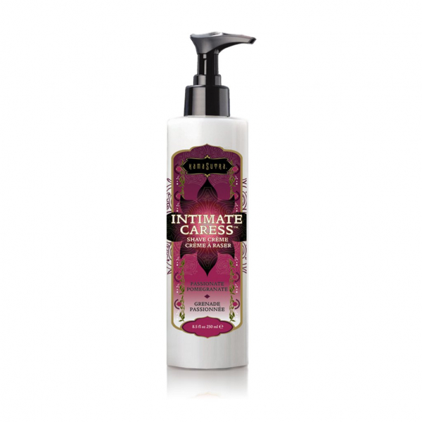 Intimate Caress Shave Creme Pomegranate 0