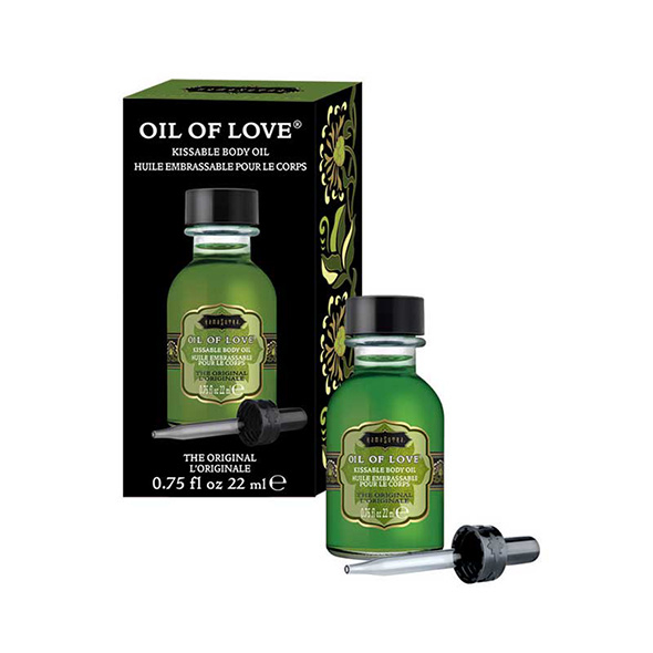 Oil of Love Kissable Body Oil The Original 22 ml 0