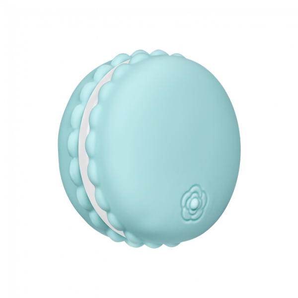 Kawaii - Macaroon Massager Mint 0