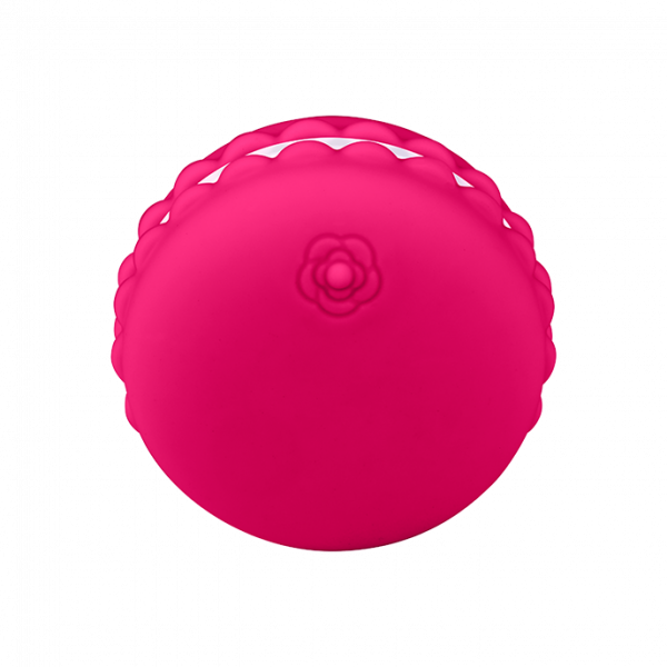 Kawaii - Macaroon Massager Raspberry 2