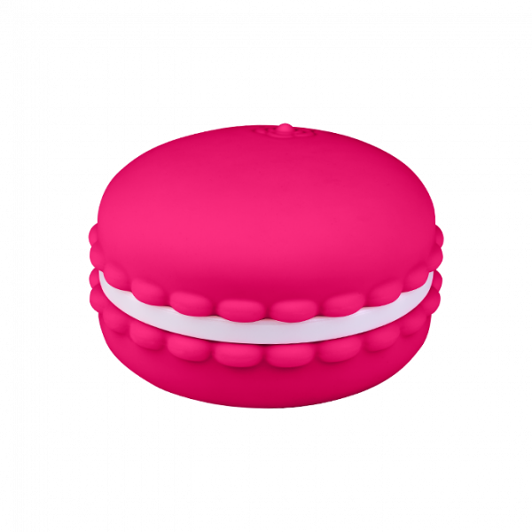 Kawaii - Macaroon Massager Raspberry 3