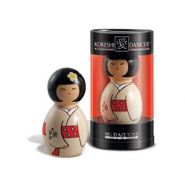 Kokeshi Dancer | Body Massager Girl 0