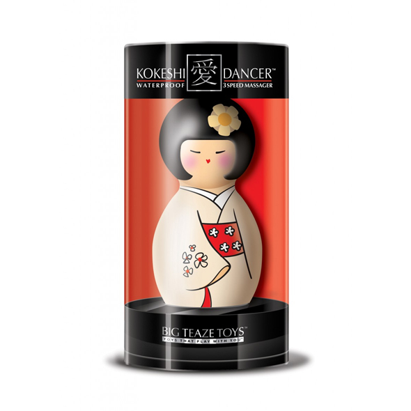 Kokeshi Dancer | Body Massager Girl 2