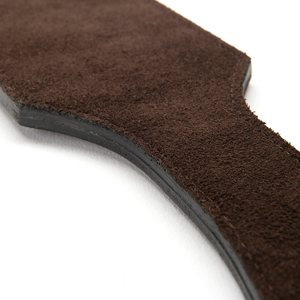Coco de Mer - Leather Paddle Brown 3