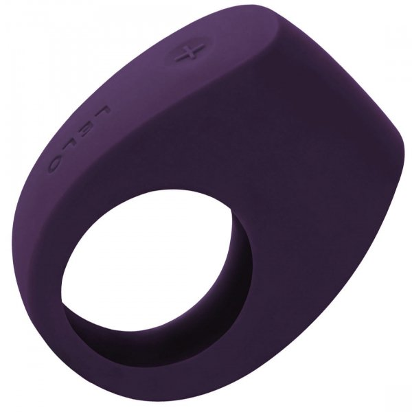 Lelo - Tor 2 Silicone Waterproof Vibrating Cock Ring 0