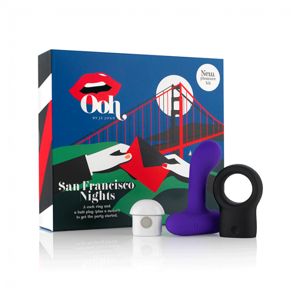 SAN FRANCISCO PLEASURE KIT 0