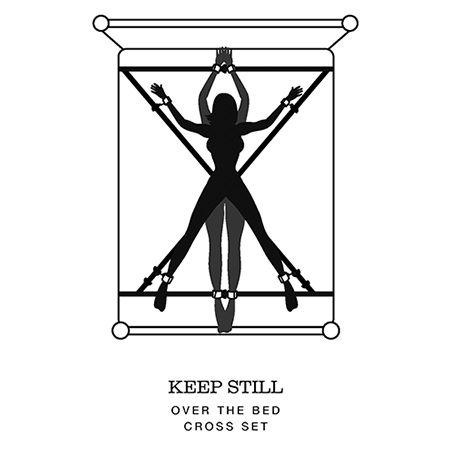 OVER THE BED CROSS RESTRAIN [3]