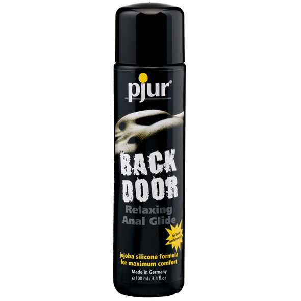 Pjur - Back Door Relaxing Silicone Anal Glide 100 ml 0